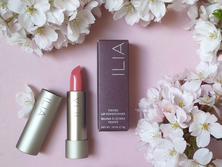 karosophies naturkosmetik make-up ilia tinted lip conditioner blossom lady