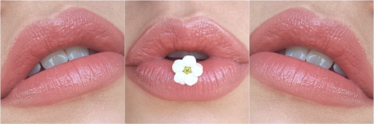 karosophies naturkosmetik make-up yes i wood natural lipstick pink honey benecos rosenholz