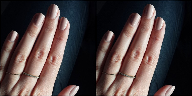 karosophies naturkosmetik 5 Tipps perfekter Lackauftrag Nails on point Nagellack