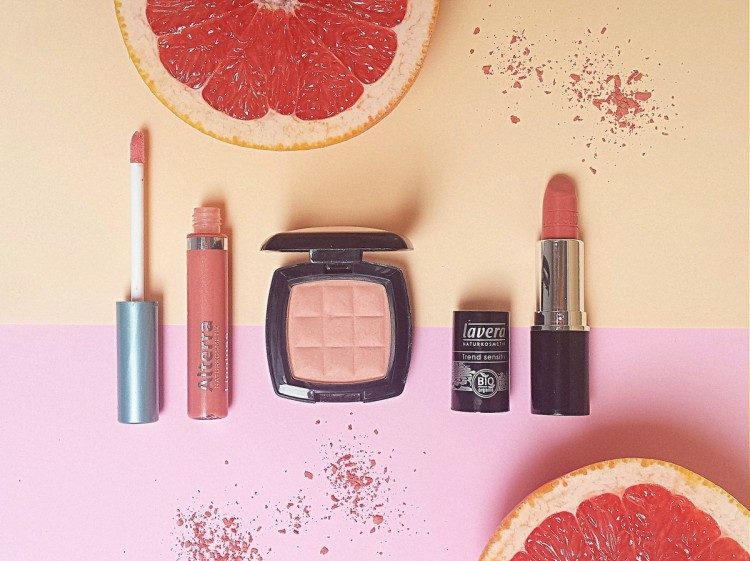 karosophies naturkosmetik fruit up your summer lavera lipstick exotic grapefruit alterra lipgloss charming nyx powder blush angel