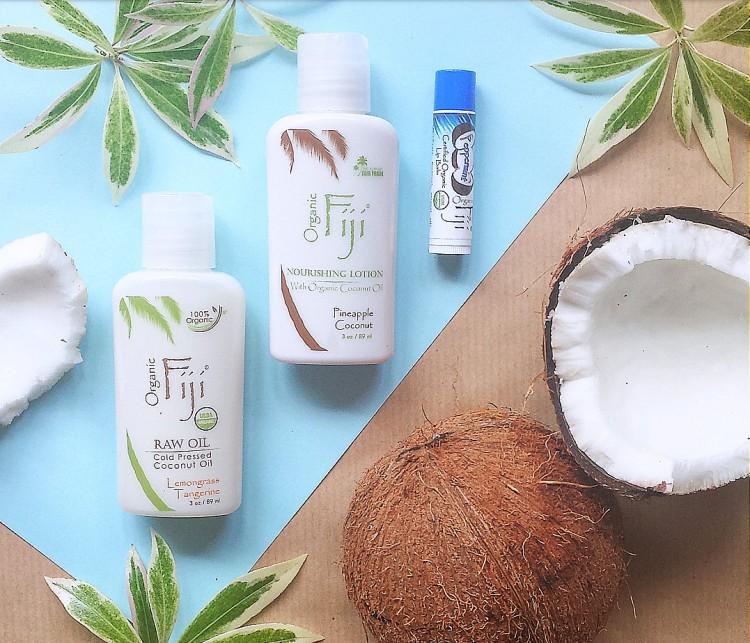 karosophies naturkosmetik organic fiji kokosnuss öl pflege coconut dreams